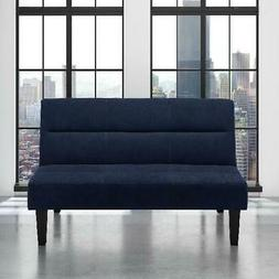 Modern Convertible Futon Sofa Bed Sleeper Adjustable Couch T