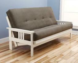Kodiak Furniture Monterey Frame/Antique White Finish/Suede O