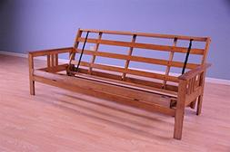 Monterey Futon Frame in Barbados Finish
