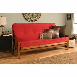 monterey futon set in barbados finish