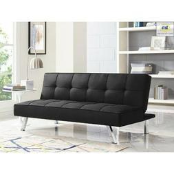 NEW HIGH QUALITY Serta Chelsea Convertible Sofa Futon, Multi