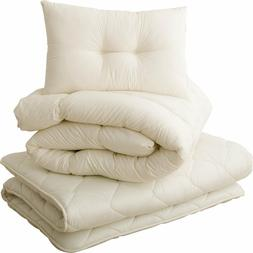 new made in japan 4 piece futon
