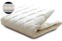 NEW! Made in Japan Futon Mattress CLASSE-Plus 3-Layered Quee