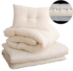NEW! MADE IN JAPAN Futon Set CLASSE-Plus  Full Size by EMOOR