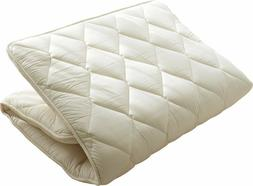 """NEW! MADE IN JAPAN Thick Futon Mattress """"LEAVEL"""" 50% French"""
