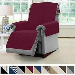 Premium Futon Slipcovers Reversible Couch Slipcover, Seat Wi