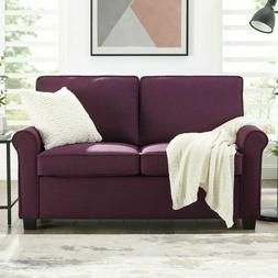 Pull Out Couch Sofa Bed Sleeper Loveseat With Memory Foam Ma